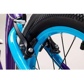 s'cool niXe 16 - Vélo enfant - alloy violet/bleu